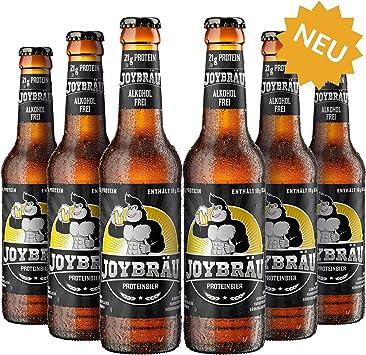 Joy Bräu alkoholfrei – El proteína cerveza
