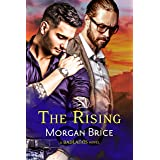 The Rising: Badlands Book 3–A MM Psychic Detective Romance Adventure