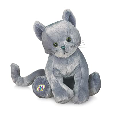 Webkinz Charcoal Cat: Toys & Games [5Bkhe1500022]