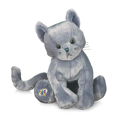 Amazon Com Webkinz Charcoal Cat Toys Games