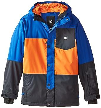 61ad01ce32b7 Amazon.com  DC Apparel Big Defy Boy Snow Jacket
