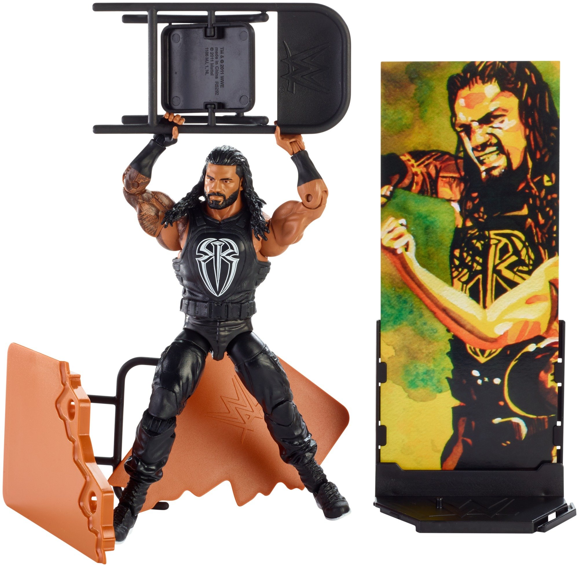 WWE FMG40 Roman Reigns Elite Collection Action Figure