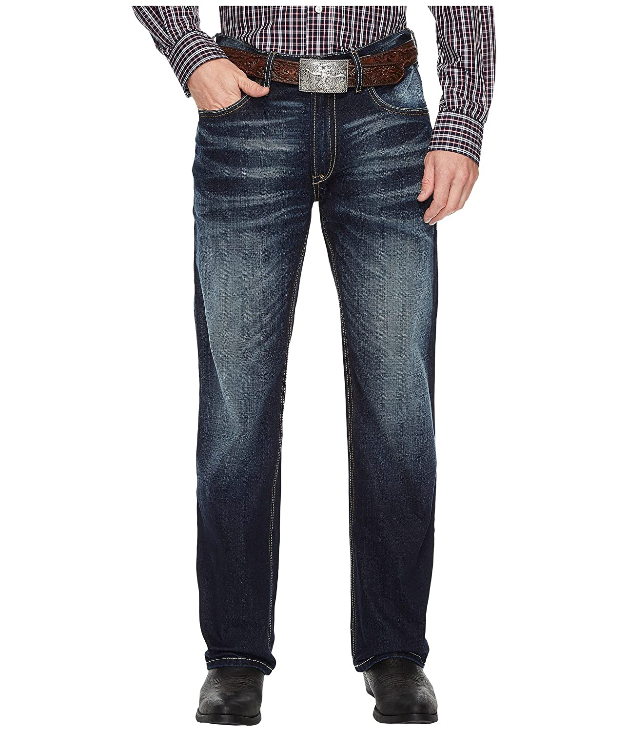 Ariat Men's M4 Low Rise Boot Cut Jean Ariat Men's Sportswear M4_AUSTIN_M_APP