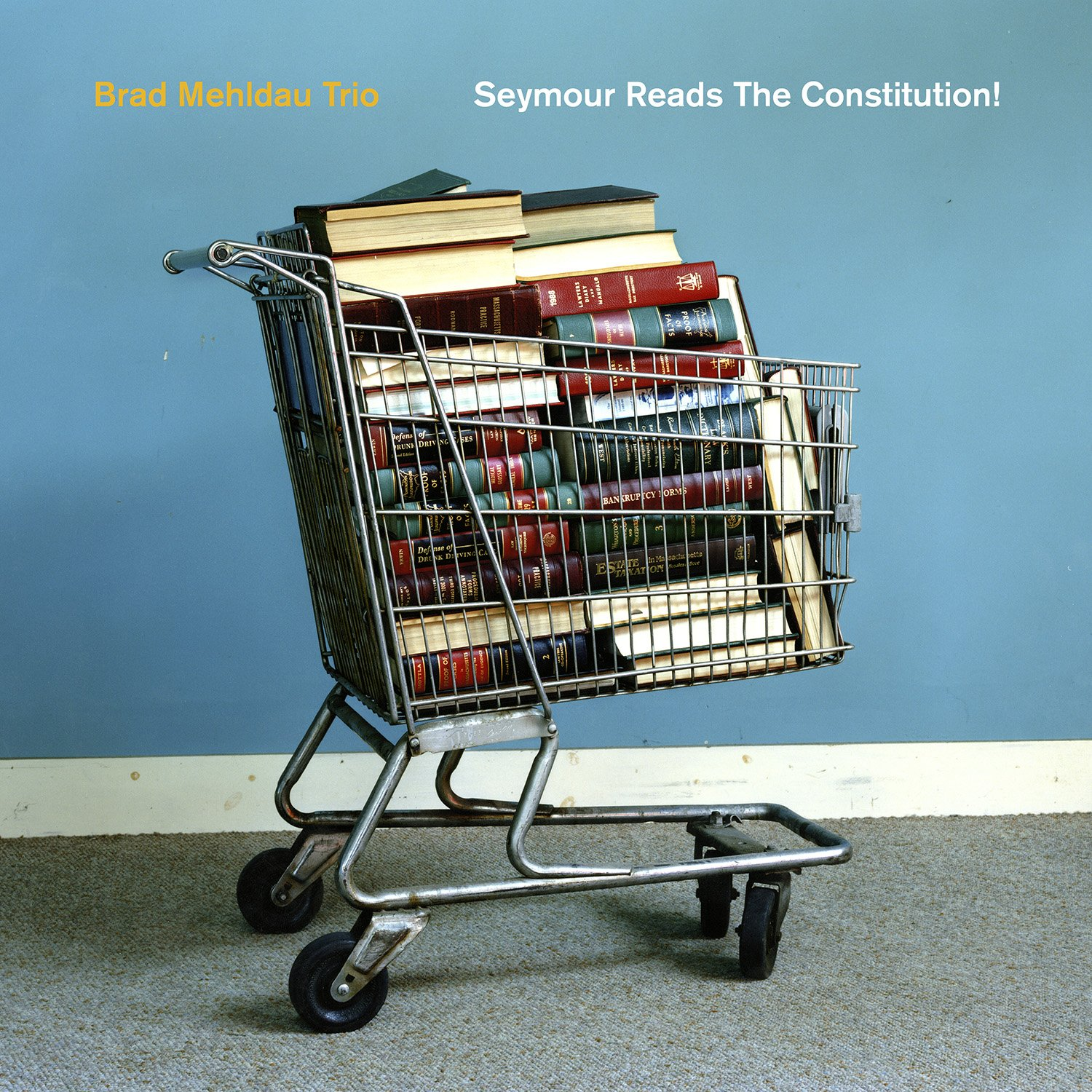 Seymour Reads the Constitution! by Nonesuch