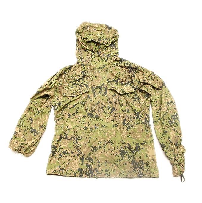 Amazon.com: SPOSN/SSO - Traje de camuflaje reversible ...