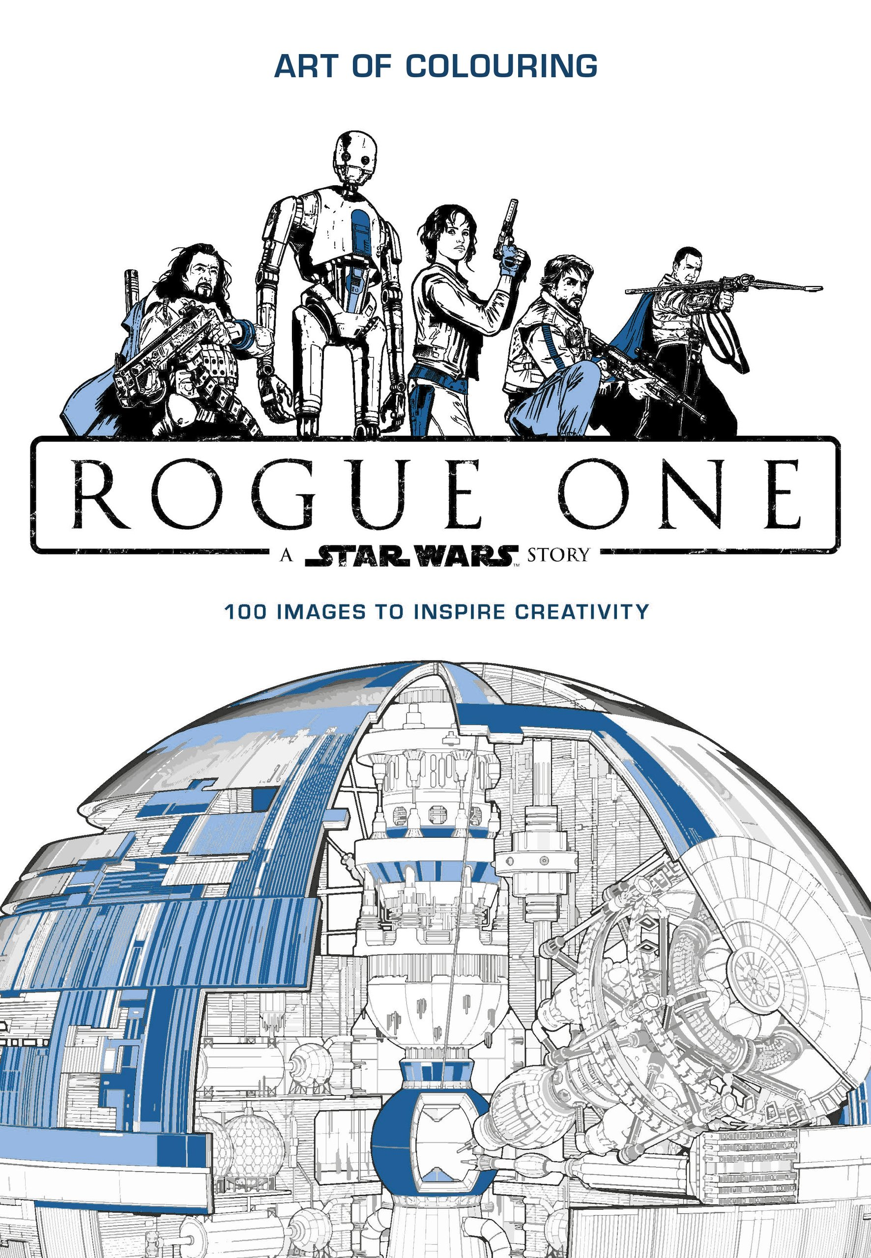 - Star Wars Rogue One: Art Of Colouring: Amazon.co.uk: Lucasfilm