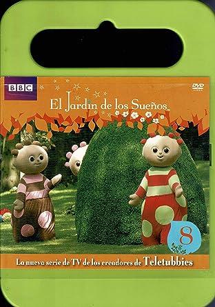 El Jardin De Los Sueños 8 [DVD]: Amazon.es: Varios: Cine y Series TV
