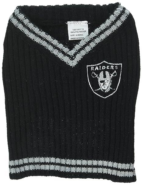 the best attitude 19e94 41719 Oakland Raiders Dog Sweater