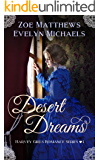 Desert Dreams:  A Clean Western Historical Romance (Harvey Girls Romance Series, Book 1)