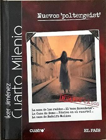 Cuarto Milenio Vol 9 Nuevos Poltergeist: Amazon.es: Cine y ...