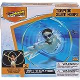 Prime Time Toys Diving Masters Torpedo Swim Hoops Set, 2-Pack