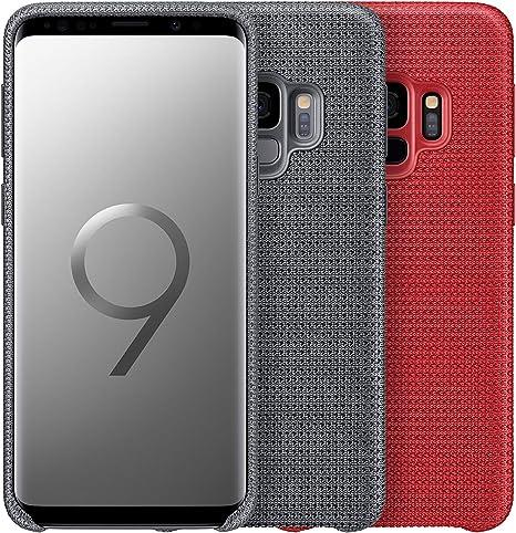 Samsung Hyperknit - Funda para Galaxy S9, Color Gris: Samsung: Amazon.es: Electrónica