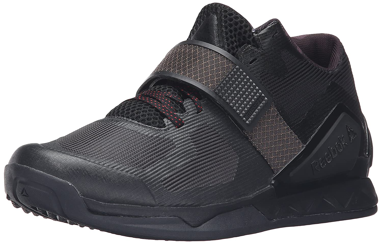 Reebok Men's Crossfit Combine Cross-Trainer Shoe B019NY0ETA 8.5 D(M) US Covert/Black/Coal/Riot Red