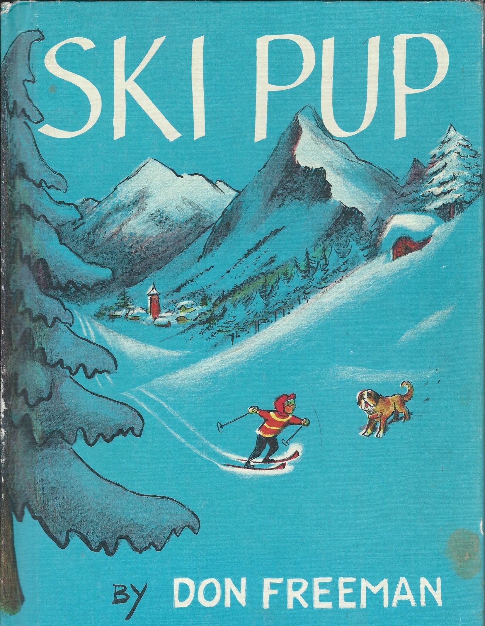 Ski Pup Don Freeman