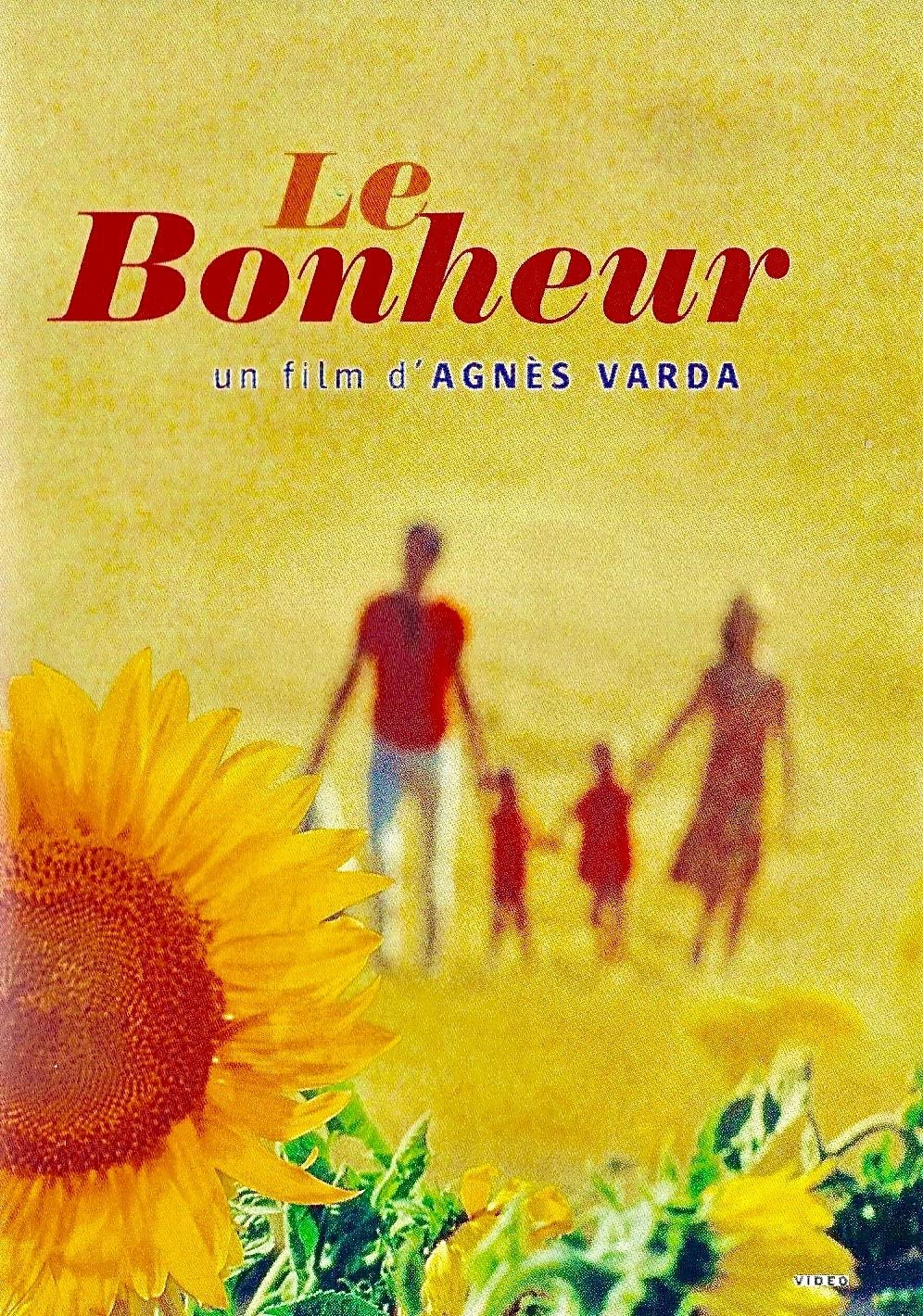 Le bonheur (1964) [DVD]: Amazon.co.uk: DVD & Blu-ray