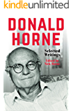 Donald Horne: Selected Writings
