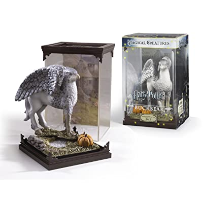 The Noble Collection Harry Potter Magical Creatures: No.6 Buckbeak: Toys & Games