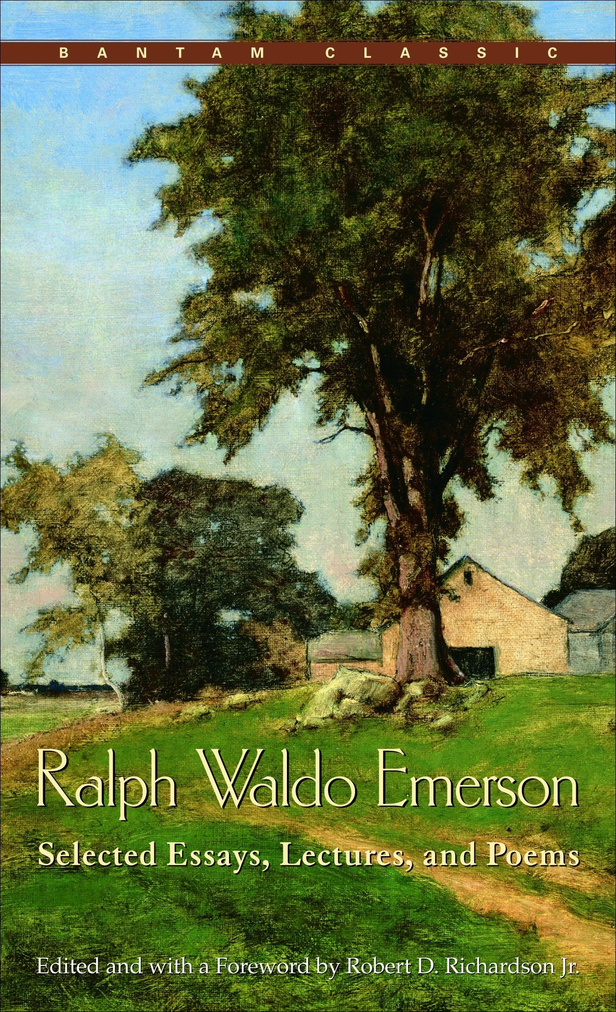 Download Ralph Waldo Emerson: Selected Essays, Lectures and Poems pdf