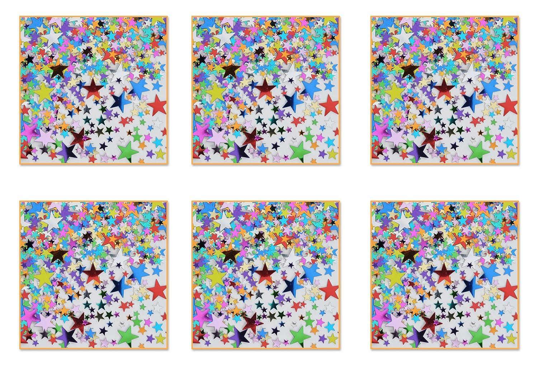 Beistle SCN132AZ6 Party Confetti Multicolored