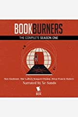 Bookburners: The Complete Season 1 Audible Audiobook