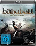 Bahubali - The Beginning [Blu-ray] ( Telugu, German Audio) German Import Region B Blu Ray