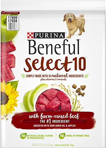 Purina Beneful Select 10