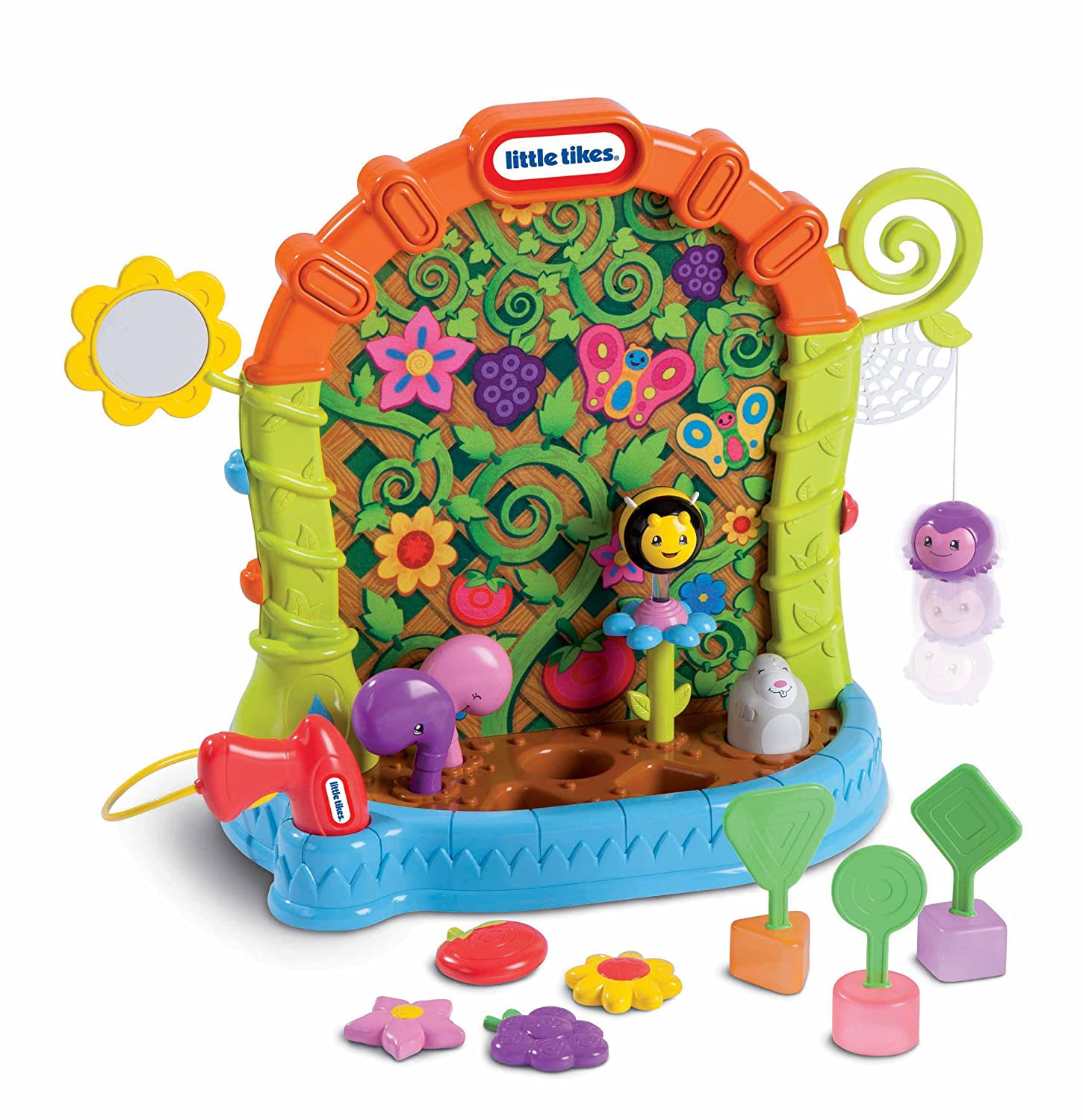 Amazoncom Little Tikes Activity Garden Plant n Play Toys Games
