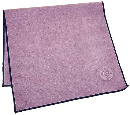 Manduka Equa Hand Yoga Towel - Hyacinth 16