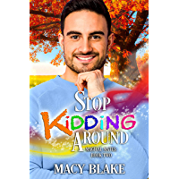 Stop Kidding Around: An MM Paranormal Fated Mates Romance (Magical Mates Book 2) (English Edition)
