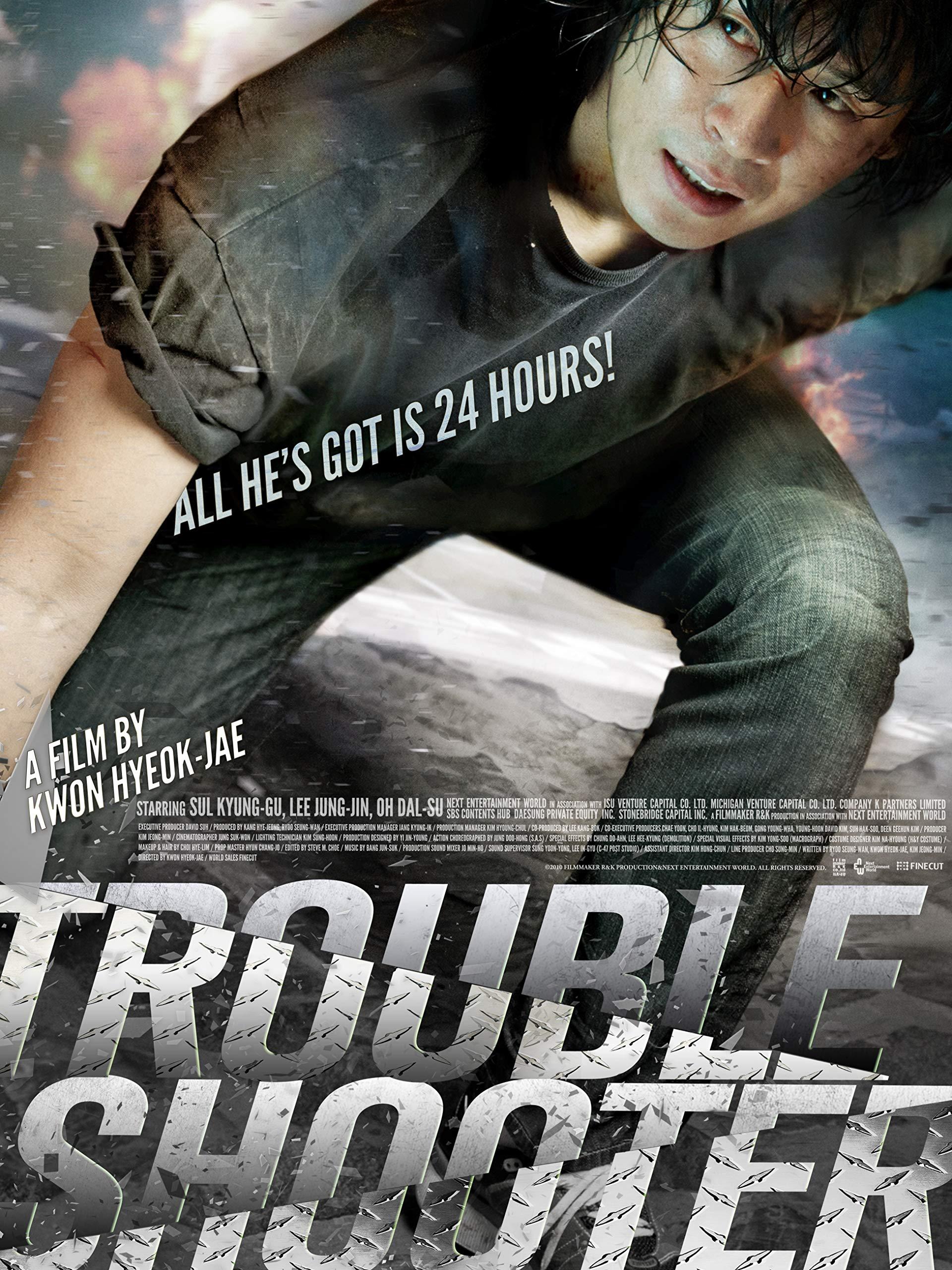 Troubleshooter on Amazon Prime Video UK