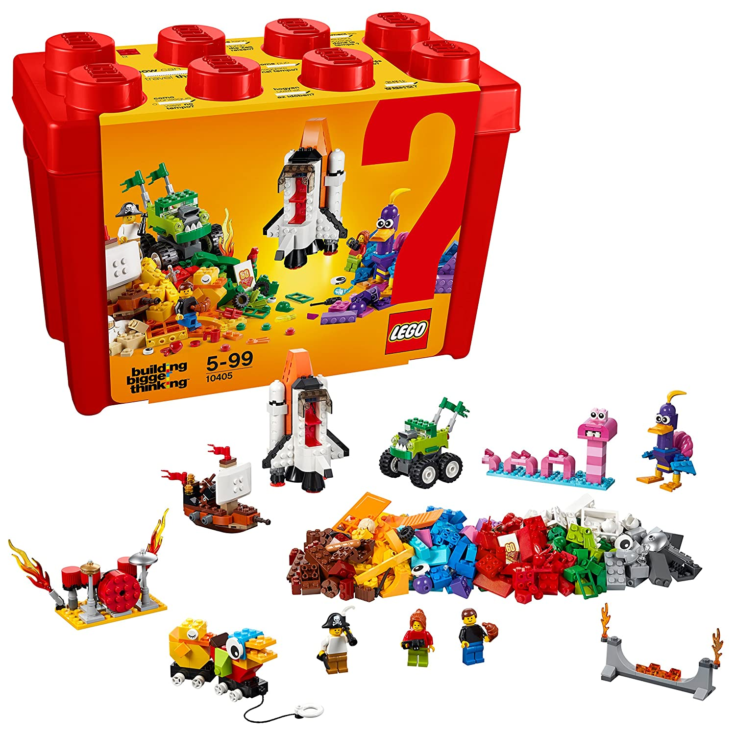 Buy Lego 10405 Mission To Mars Online At Low Prices In India Amazon