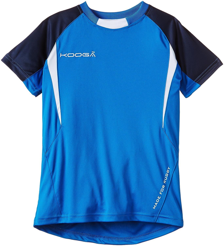 Kooga Poly Panel - Camiseta de Running para Hombre