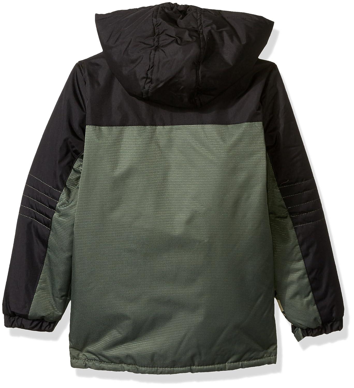 8da87aba4 Amazon.com  iXtreme Boys Camo Print Snowsuit W 2fer Vestee Detail ...