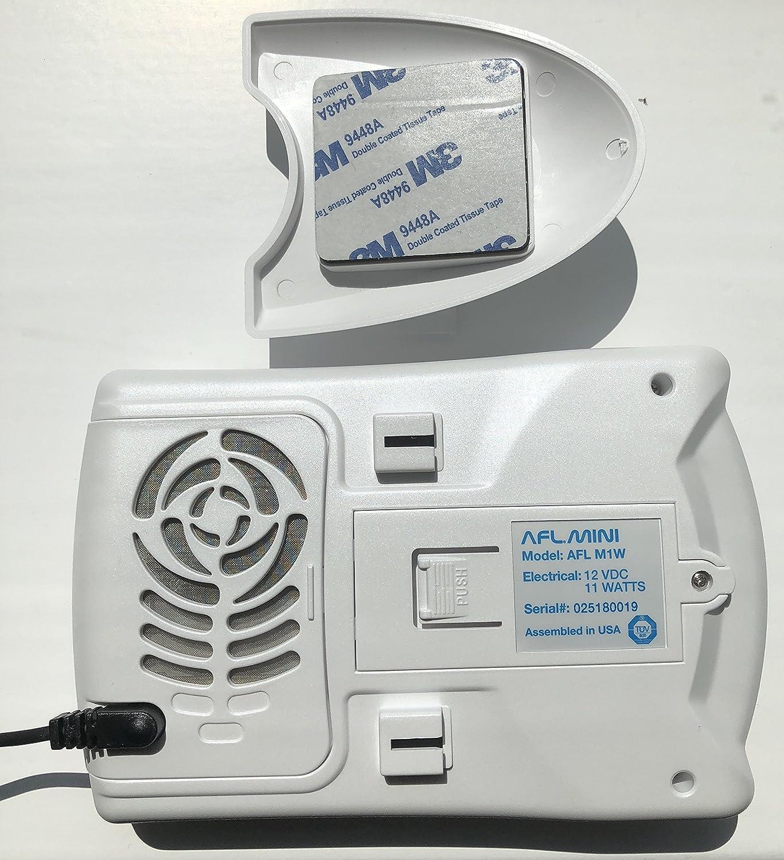 AFL Minipurificador de aire sin filtro, tecnología de la NASA ...