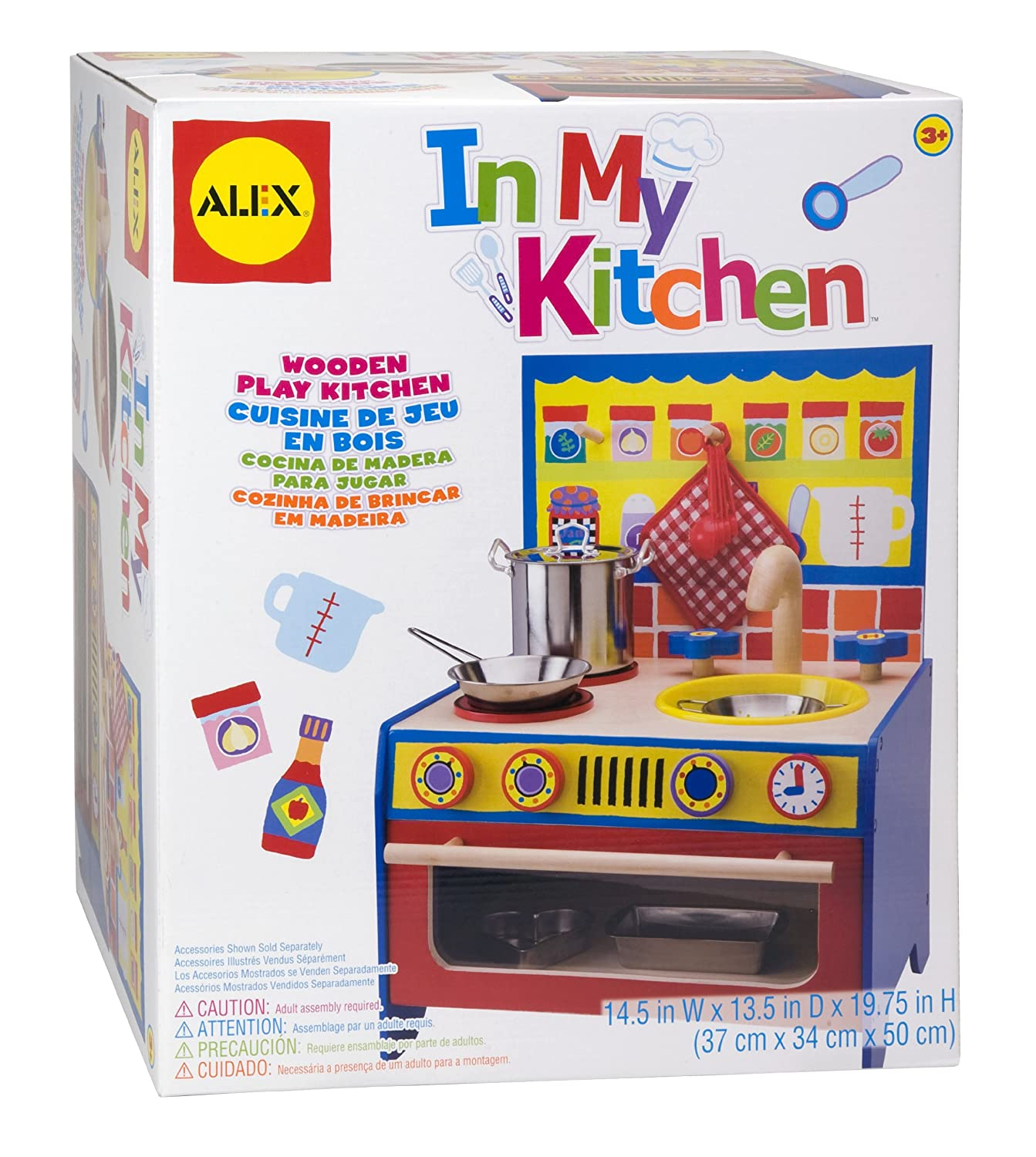 alex toys in my kitchen toys games