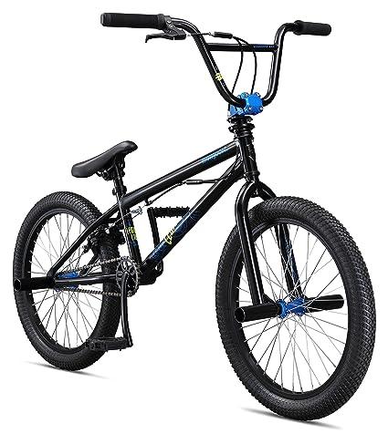Amazon com : Mongoose Legion L10 Boy's Freestyle BMX Bike, 20-Inch