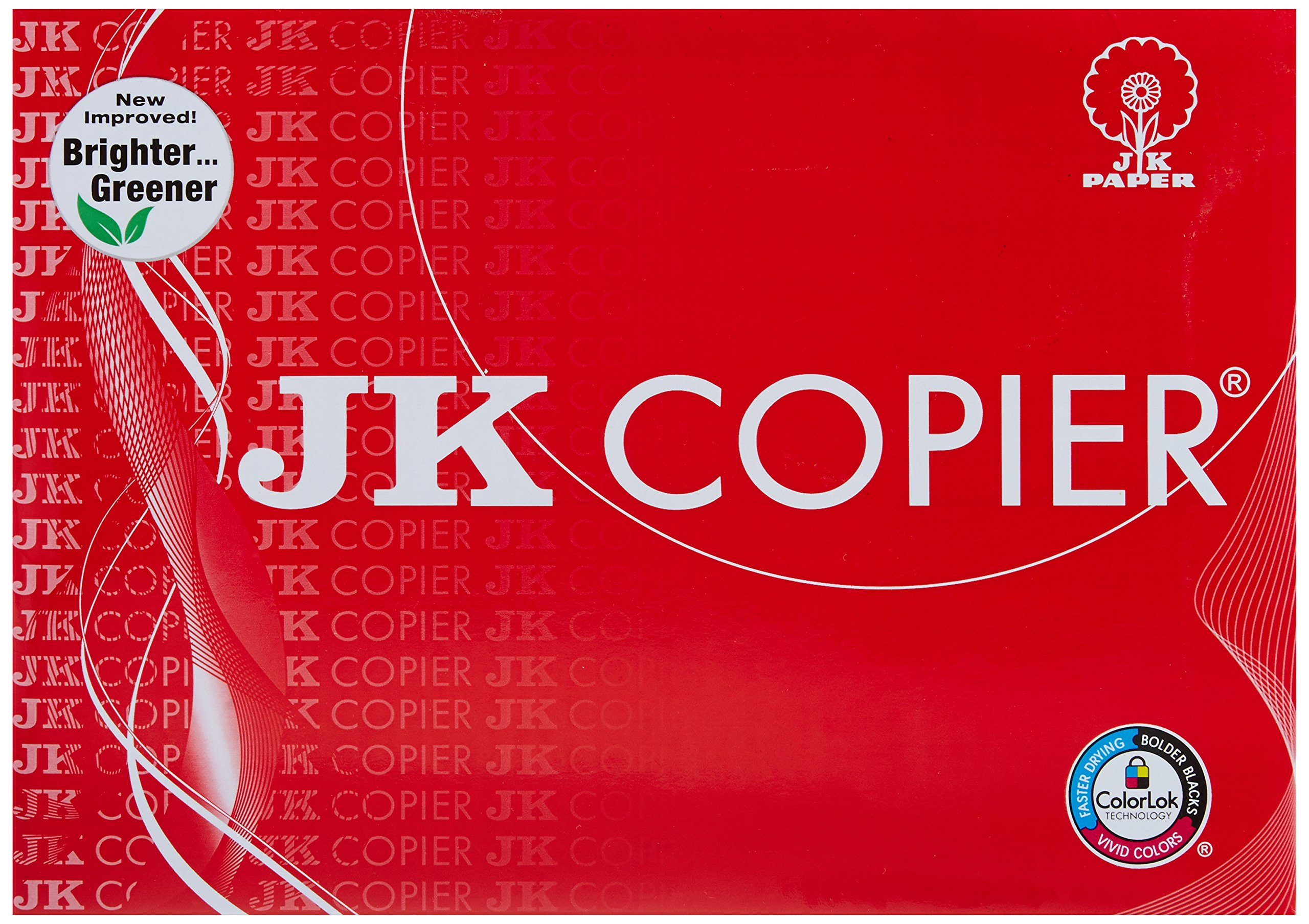 JK Copier Paper - A4, 500 Sheets, 75 Gsm, 1 Ream