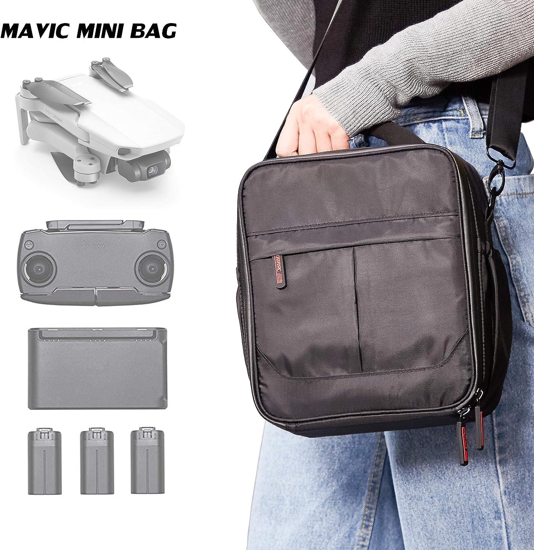 STARTRC Mavic Mini Combo Bolsa de Almacenamiento Maleta portátil Bolso de Hombro Mochila para dji Mavic Mini Drone
