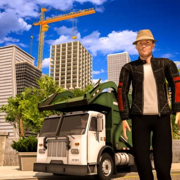Amazon com: Virtual City Life Simulator : Dumper Truck Driving Games