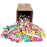 Your Favorite Mix of Popular Candy! 3 Pounds of Starburst, Blow Pop's, Tootsie Rolls, Ferrara Pan, & More.(Packed in a…
