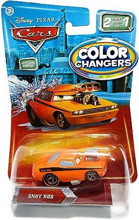 Disney Pixar Cars + Snot Rod