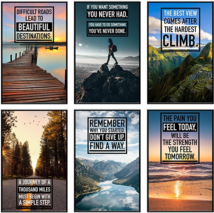 Top 9 Running Wall Decor