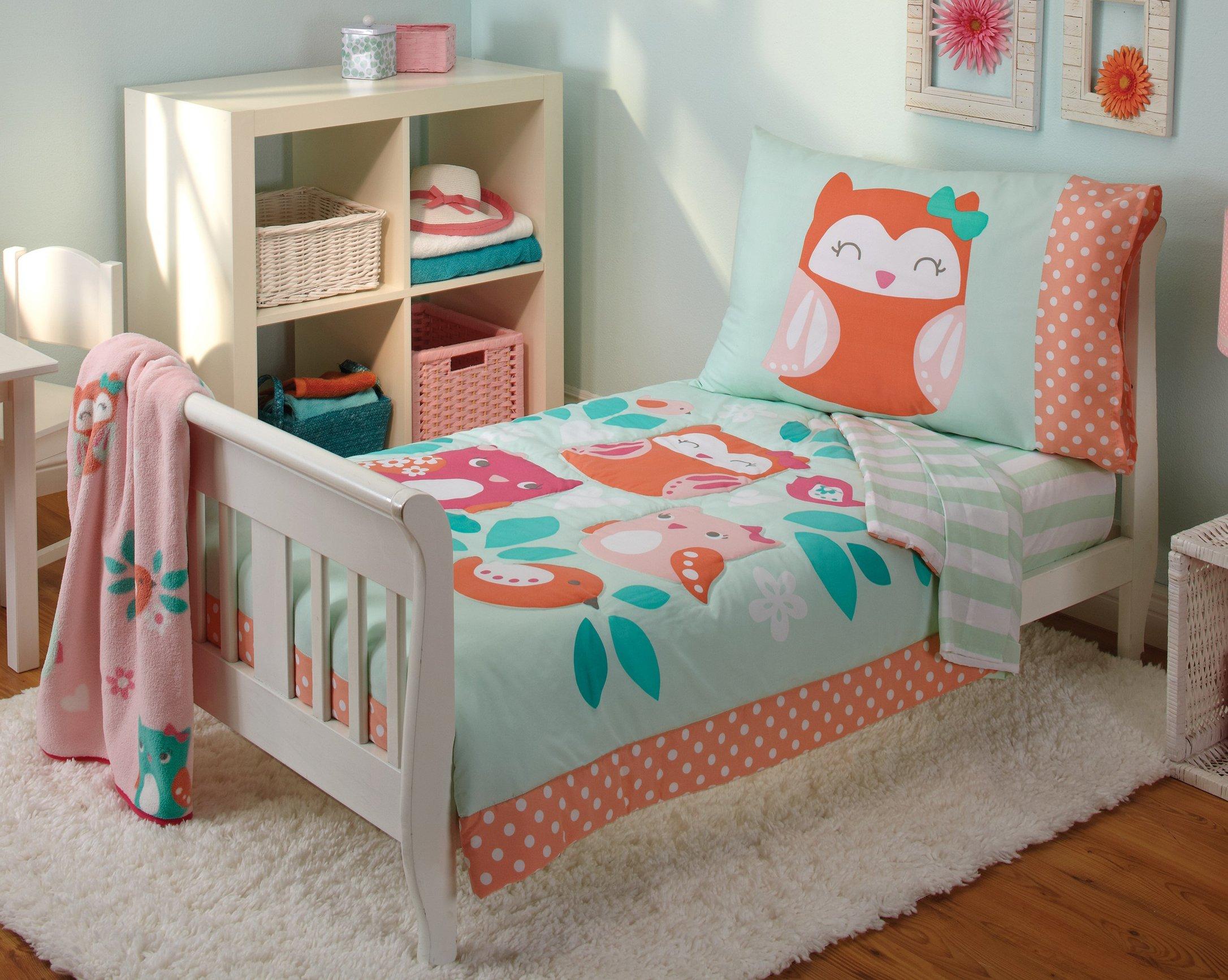 Carter's Too Cute To Hoot Toddler Set