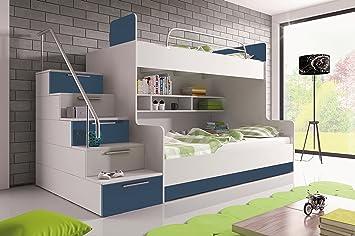 Etagenbett Kinder über Eck : Flexa betten etagenbett kinderbett plattformbett und