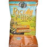 Lundberg Rice Chips, Santa Fe Barbecue, 6 oz
