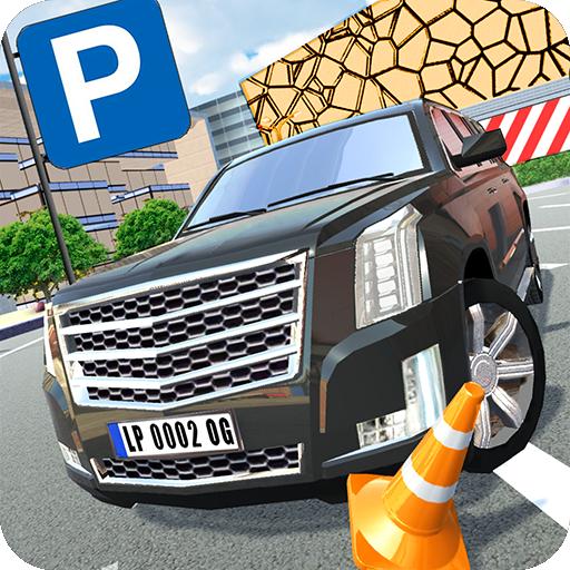 - Luxury Car Parking