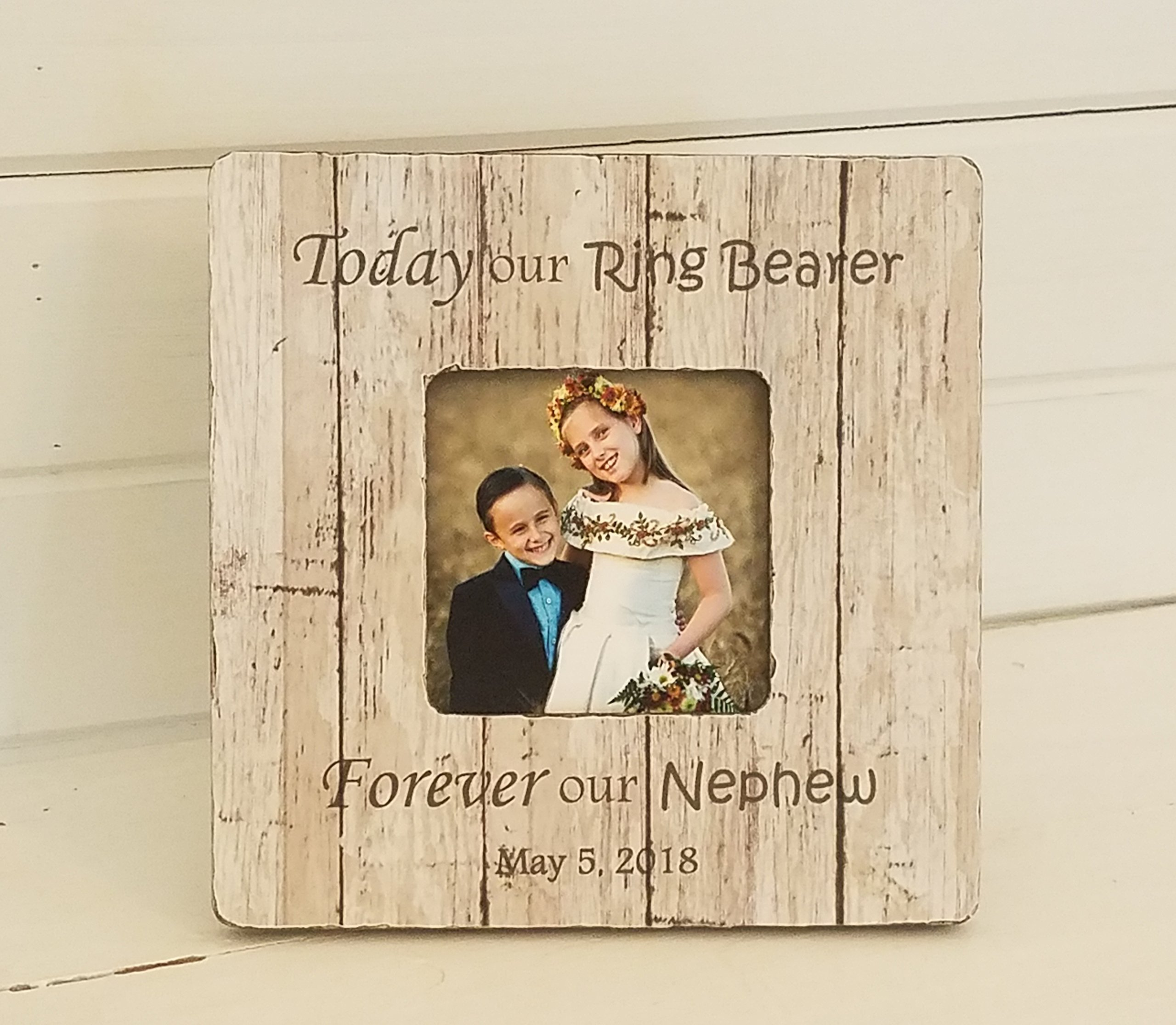 Personalized Ring Bearer Gifts Flower Girl Gift Ideas