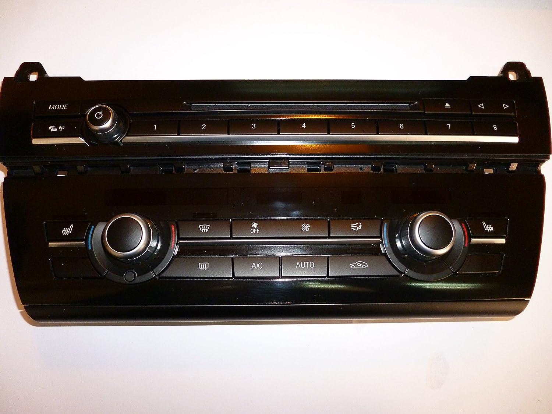 BMW F10 520i 528i 353d 535i 550i M5 Radio Climate Controls