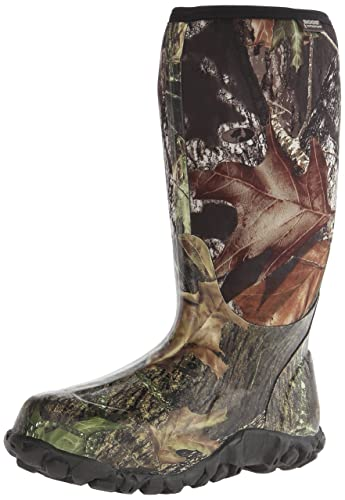 Bogs Men's Classic High Camo Winter Snow Boot