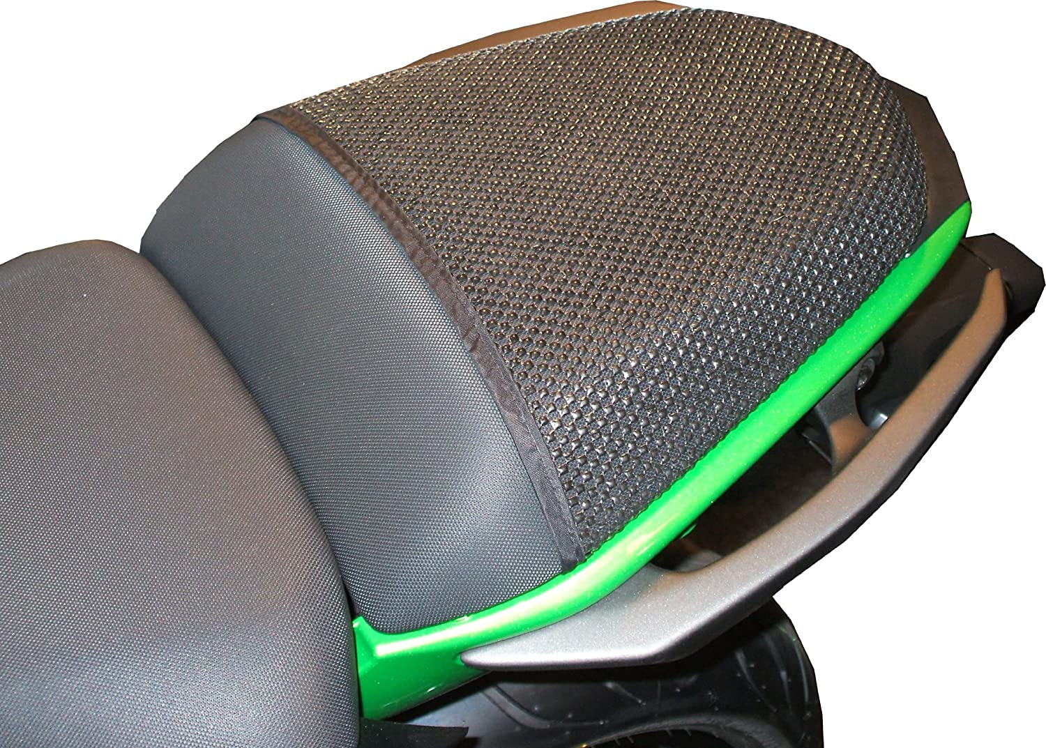KAWASAKI ER6F (2012-2016) TRIBOSEAT COPRISELLA PASSEGGERO ANTISCIVOLO NERO ADVANCED SEATING TECHNOLOGY LIMITED